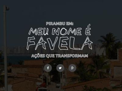 Meu Nome é Favela