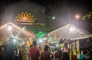 A feira transformou a experiência da compra em uma experiência de cultura e lazer (FOTO: Thamires Oliveira)