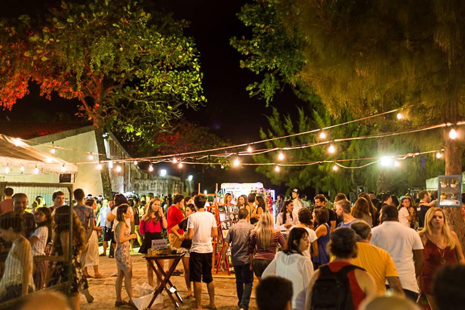 Foto - O Babado Coletivo se transformou num evento no calendário cultural de Fortaleza (FOTO: Igor Cavalcante Moura)