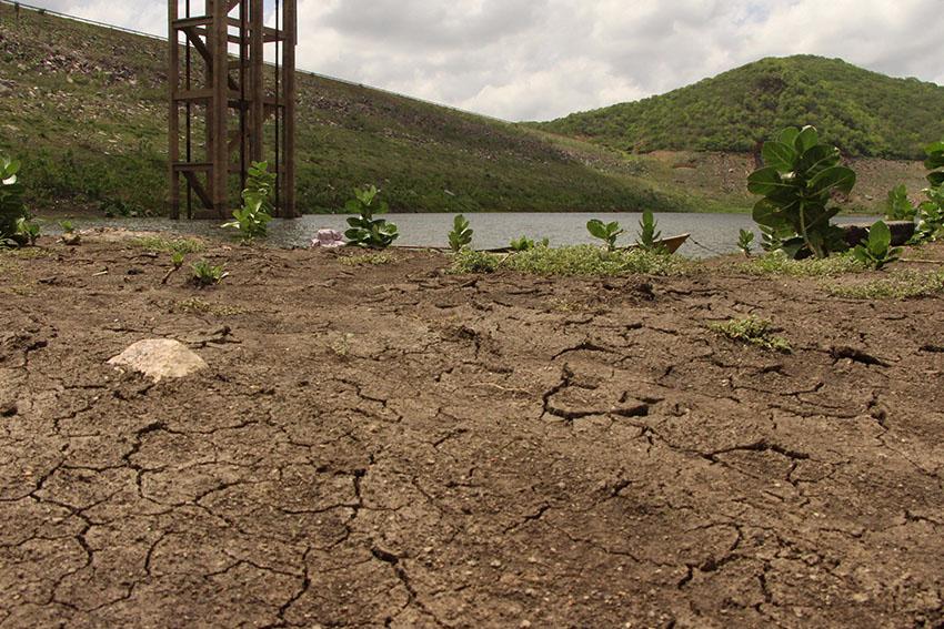 Açude Banabuiú. (Foto: Jéssica Welma/Tribuna do Ceará)